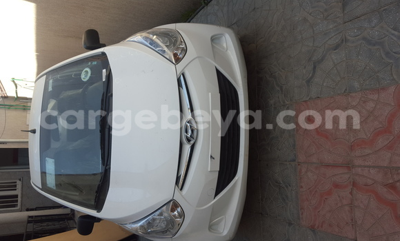 Buy New Hyundai Tucson White Car in Addis–Ababa in Ethiopia