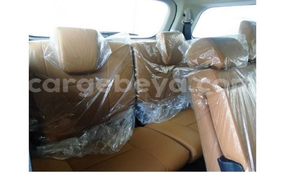 Buy Import Toyota Fortuner White Car in Import - Dubai in Ethiopia