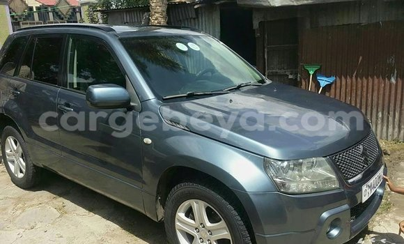 Buy Used Suzuki Grand Vitara Silver Car in Addis Ababa in Ethiopia
