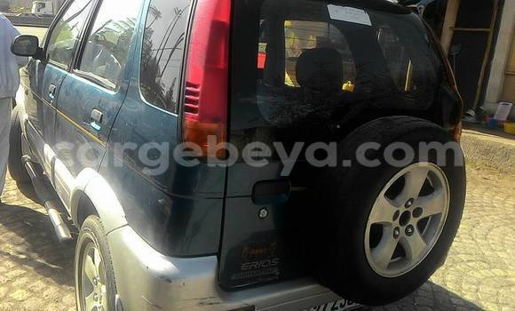 Buy Used Daihatsu Teriose Blue Car in Addis–Ababa in Ethiopia
