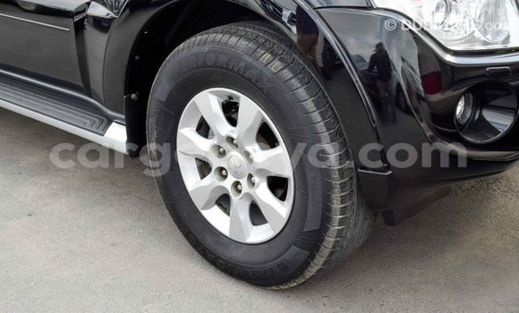 Buy Import Mitsubishi Pajero Black Car in Import - Dubai in Ethiopia