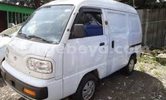 Buy Used Daewoo Damas White Car in Addis–Ababa in Ethiopia