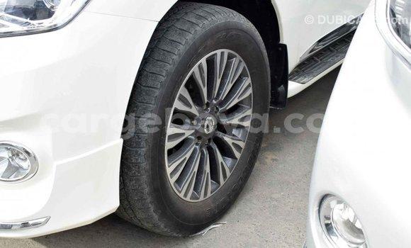 Buy Import Nissan Patrol White Car in Import - Dubai in Ethiopia