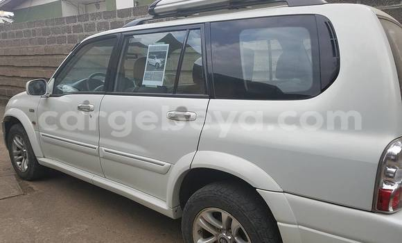 Buy Used Suzuki XL7 White Car in Addis–Ababa in Ethiopia