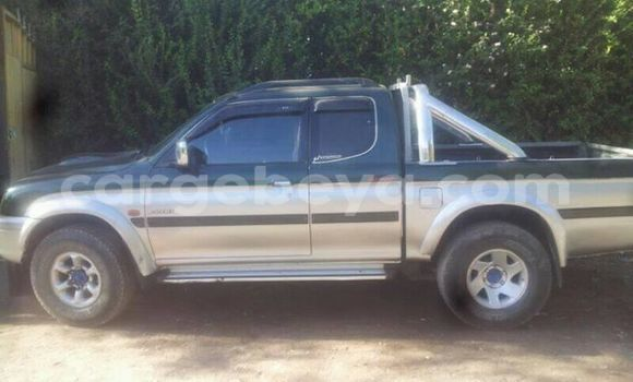 Buy Used Mitsubishi L200 Black Car in Addis–Ababa in Ethiopia