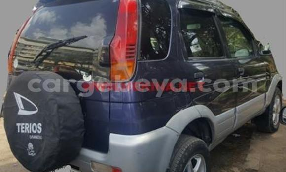 Buy Used Daihatsu Teriose Blue Car in Addis–Ababa in Ethiopia