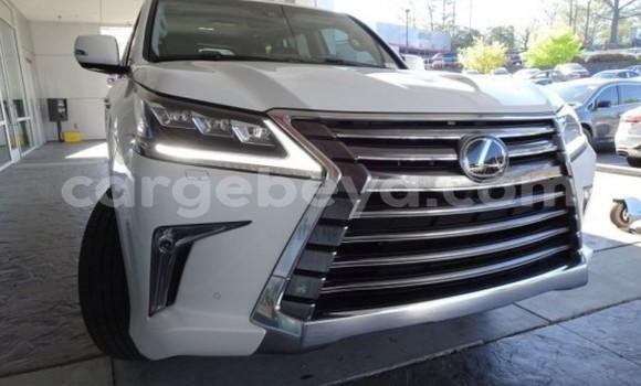 Buy Used Lexus LX White Car in Gondar in Ethiopia
