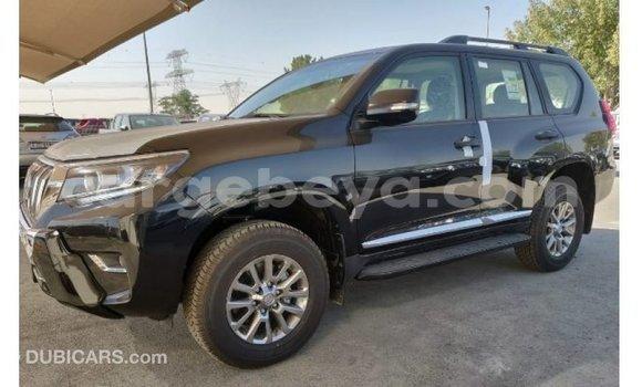 Buy Import Toyota Prado Black Car in Import - Dubai in Ethiopia
