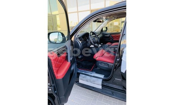 Buy Import Lexus LX Black Car in Import - Dubai in Ethiopia