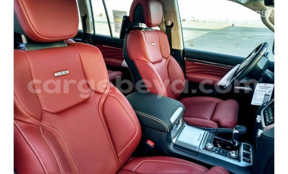 Acheter Importé Voiture Toyota Land Cruiser Noir à Import - Dubai, Ethiopie