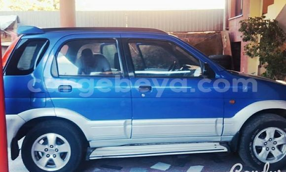 Buy Used Daihatsu Terios Blue Car in Addis–Ababa in Ethiopia