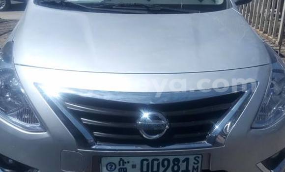 Buy Used Nissan Almera Silver Car in Addis–Ababa in Ethiopia