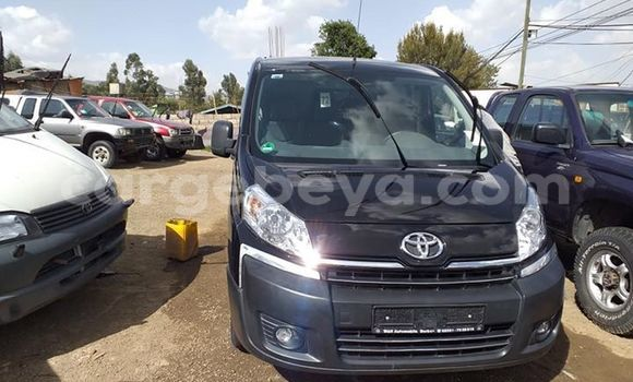 Buy Used Toyota Dolphin Black Car in Addis–Ababa in Ethiopia