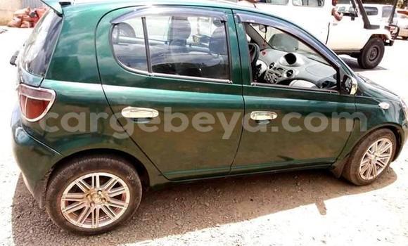 Buy Used Toyota Yaris Green Car in Addis–Ababa in Ethiopia