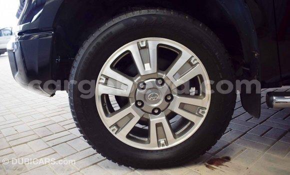 Buy Import Toyota Tundra Black Car in Import - Dubai in Ethiopia