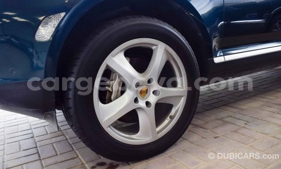 Buy Import Porsche Cayenne Green Car in Import - Dubai in Ethiopia