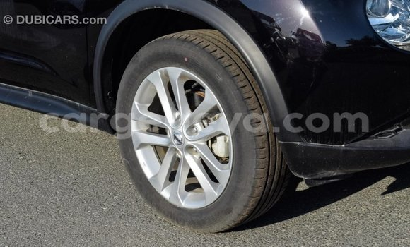 Buy Import Nissan Juke Black Car in Import - Dubai in Ethiopia