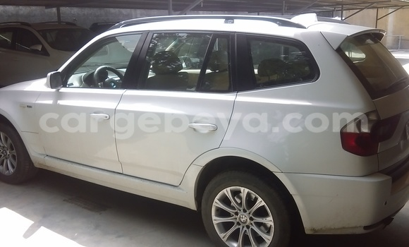 Buy Used BMW X5 White Car in Addis–Ababa in Ethiopia