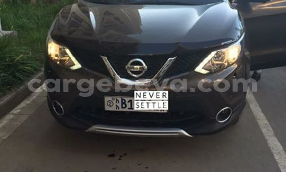 Buy Used Nissan Qashqai Black Car in Addis–Ababa in Ethiopia