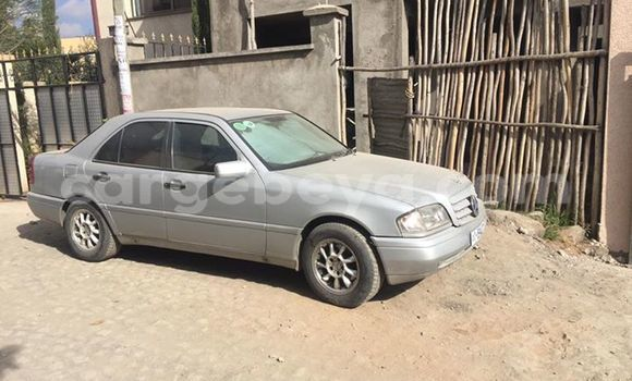 Buy Used Mercedes‒Benz 200 Silver Car in Addis–Ababa in Ethiopia