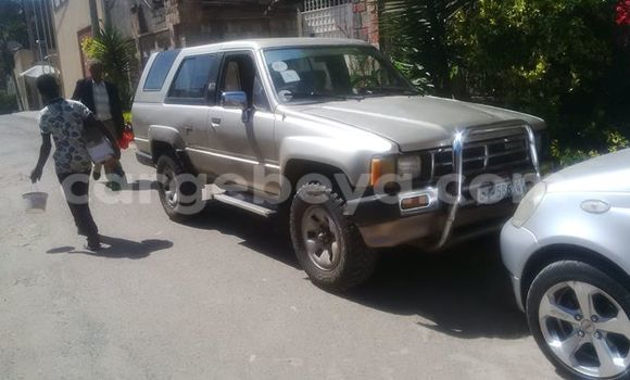 Buy Used Toyota Land Cruiser Silver Car in Addis–Ababa in Ethiopia
