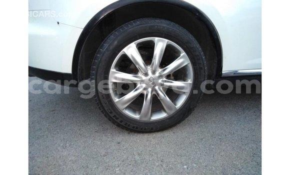 Buy Import Infiniti FX White Car in Import - Dubai in Ethiopia