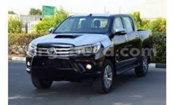Buy New Toyota Hilux Black Car in Addis–Ababa in Ethiopia