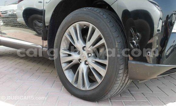 Acheter Importé Voiture Lexus RX 350 Noir à Import - Dubai, Ethiopie