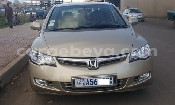 Buy Used Honda Civic Brown Car in Addis–Ababa in Ethiopia