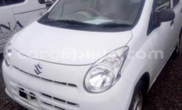 Buy Used Suzuki Alto White Car in Addis–Ababa in Ethiopia
