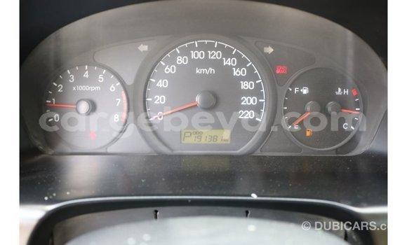 Acheter Importé Voiture Hyundai Accent Blanc à Import - Dubai, Ethiopie