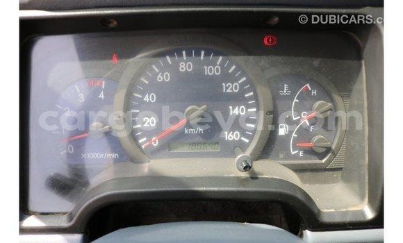 Acheter Importé Utilitaire Mitsubishi L400 Blanc à Import - Dubai, Ethiopie