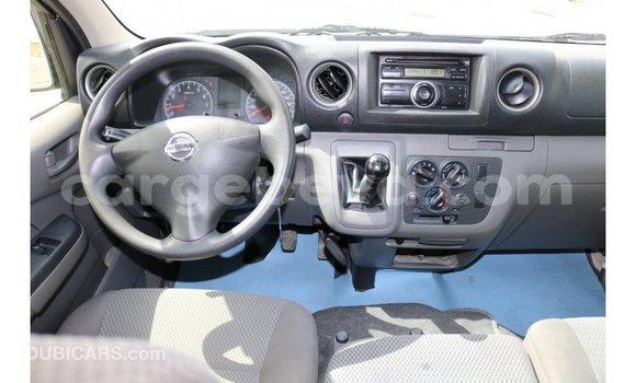 Acheter Importé Voiture Nissan Urvan Blanc à Import - Dubai, Ethiopie