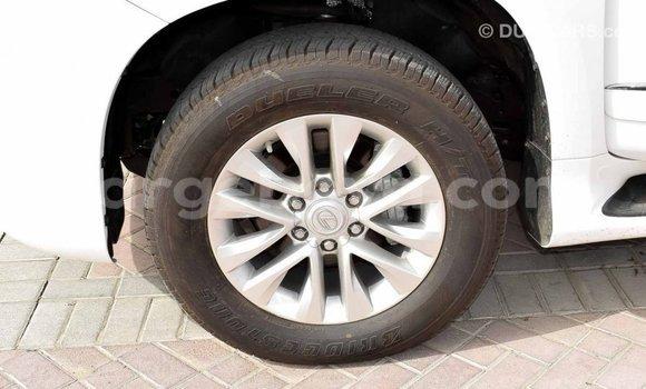 Acheter Importé Voiture Lexus GX Blanc à Import - Dubai, Ethiopie