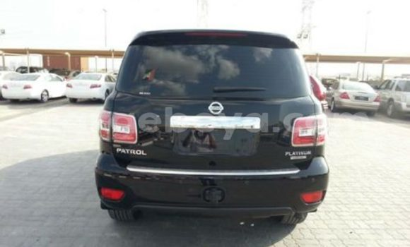 Buy Used Nissan Patrol Black Car in Addis–Ababa in Ethiopia