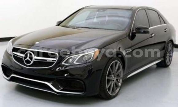 Buy Used Mercedes-Benz E–Class Black Car in Addis–Ababa in Ethiopia