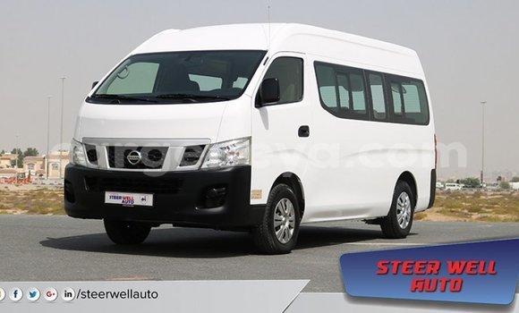 Buy Import Nissan Urvan White Car in Import - Dubai in Ethiopia