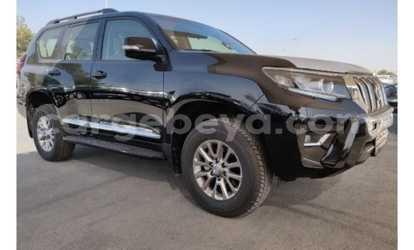Buy Import Toyota Prado Black Car in Import - Dubai in Ethiopia
