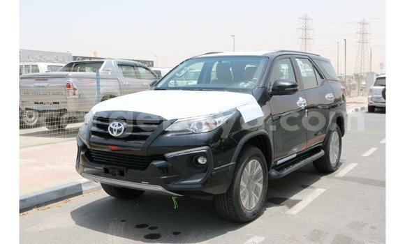 Buy Import Toyota Fortuner Black Car in Import - Dubai in Ethiopia
