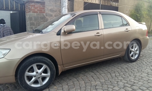 Buy New Toyota Corolla Other Car in Addis Ababa in Ethiopia