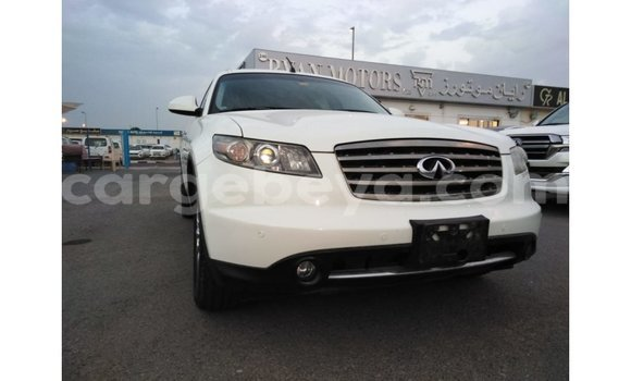 Buy Import Infiniti FX White Car in Import - Dubai in Ethiopia
