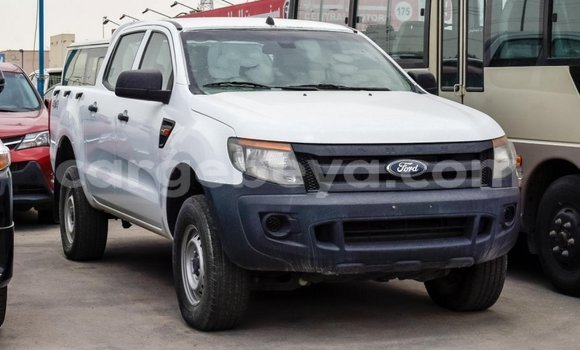 Buy Import Ford Ranger White Car in Import - Dubai in Ethiopia