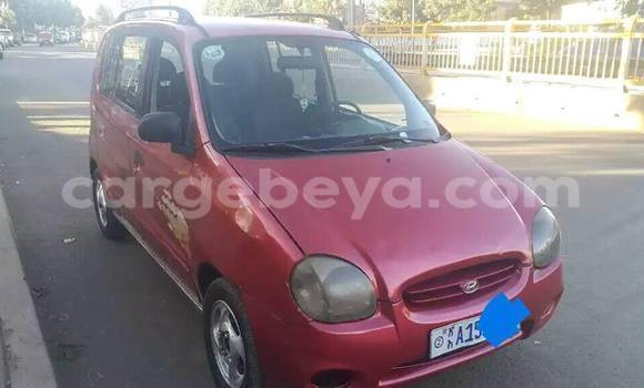 Buy Used Hyundai Atoz Red Car in Addis Ababa in Ethiopia