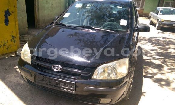 Buy Used Hyundai Getz Black Car in Addis Ababa in Ethiopia