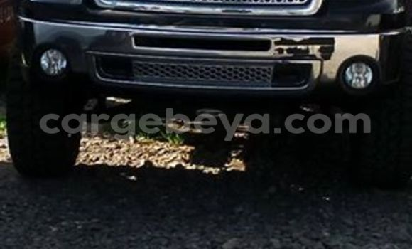 Buy Used GMC Sierra 3500 Black Car in Addis–Ababa in Ethiopia