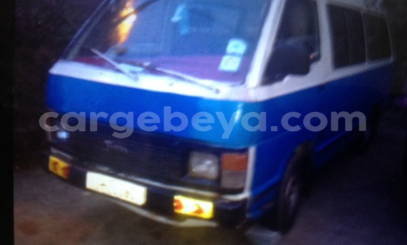 Buy Used Toyota Hiace Blue Car in Gimbi in Ethiopia