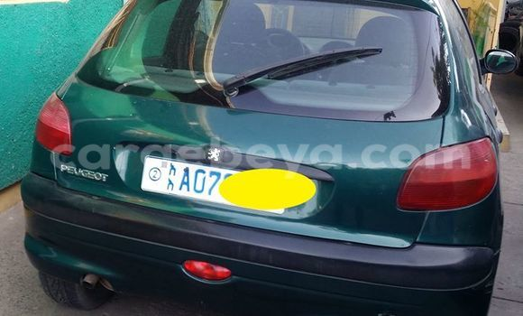 Buy Used Peugeot 206 Green Car in Addis Ababa in Ethiopia