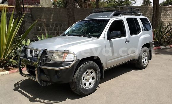 Buy Used Nissan Xterra Silver Car in Addis–Ababa in Ethiopia