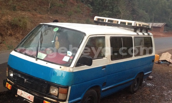 Buy Used Toyota Hiace Black Car in Gimbi in Ethiopia