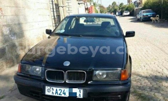 Buy Used BMW 3–Series Black Car in Addis–Ababa in Ethiopia